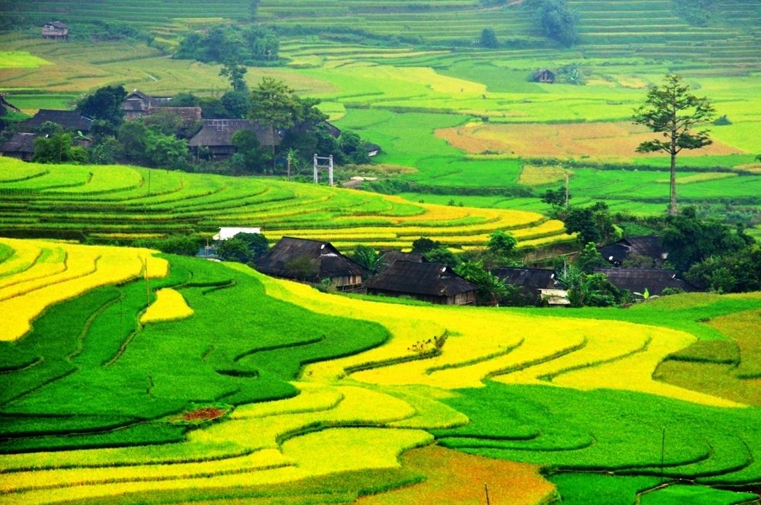 Tour Hà Nội - Lào Cai - Sapa - Hà Khẩu